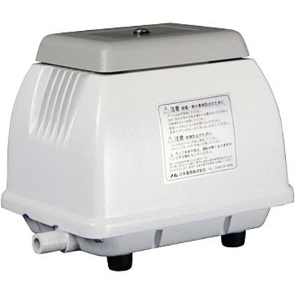 日本電興 電磁式エアーポンプ 長さ(mm):175.幅(mm):205.高さ(mm):225 NIP-40L