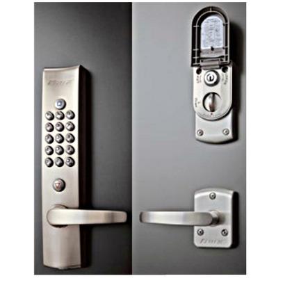 KEYLEX キーレックス4000 自動施錠 シリンダー切替 鍵付 シルバーメッキ K423CM WB