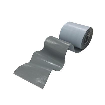 タイセイ 万能防水シート ファストフラッシュ グレー 寸法(幅×長さ):140×5000mm