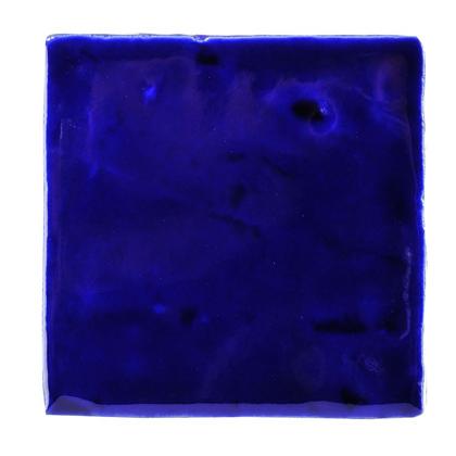 林田順平商店 スペインカラフルタイル ブルー 9mm×99mm×99mm JHIST-ARTSK スペインタイル カラータイル テラコッタ 5セット