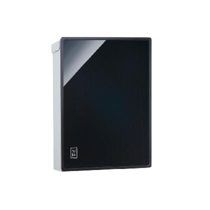 PLAST プラスト 左開きタイプ  ブラック W328×H437×D120mm 323401210