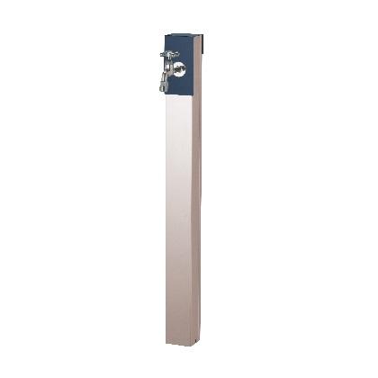 Lina リーナアロン 950スタンド シングル蛇口1個セット(シルバー) ミッドナイトブルー W94×H950(1255)×D81mm 600621220