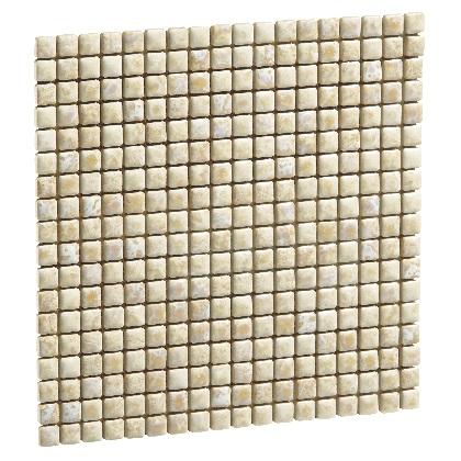 Famiage mosaic ファミアージュモザイク フォンテベージュ18 L309×H309×t7mm 181902210 20枚