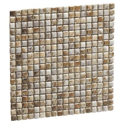 Famiage mosaic ファミアージュモザイク フォンテブラウン22 L309×H309×t7mm 181902310 20枚