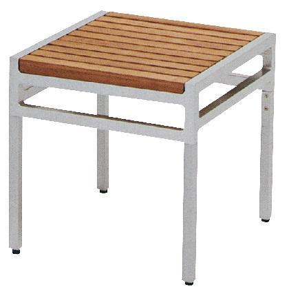 ユニソン アルテックサイドテーブル W450×H437×D450mm 650403110