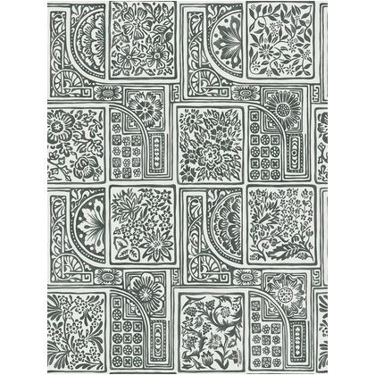 コールアンドサン MANOR HOUSE 輸入壁紙 巾52cm長さ10mリピート70cm 108/9046