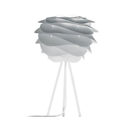 VITA Carmina mini misty grey (Tripod Table/ホワイト) 02079-TT-WH
