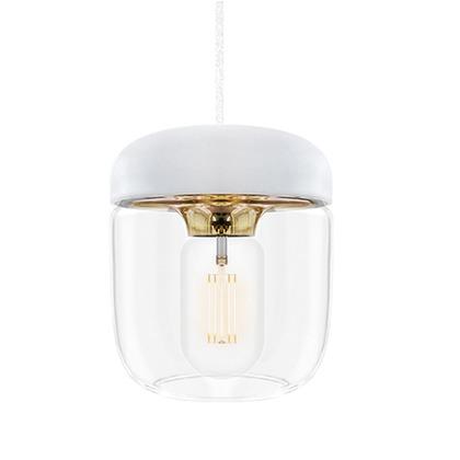 VITA polished brass white Acorn 02105-