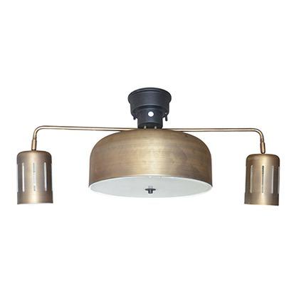 LuCerca Ollare1 オラーレ1 4+2灯シーリングライト ゴールド LC10905-GD