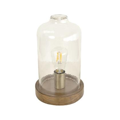 LuCerca TANT タント テーブルライト (GK6AGY00NN) LEDレトロエジソン球付き LC10914