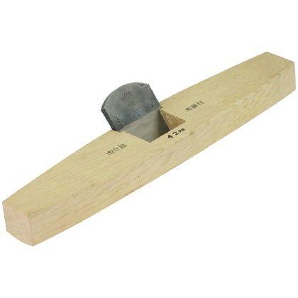 伝匠 南京鉋 安来青紙鋼 鉋刃幅:42mm 伝統工芸 クラフト 三条