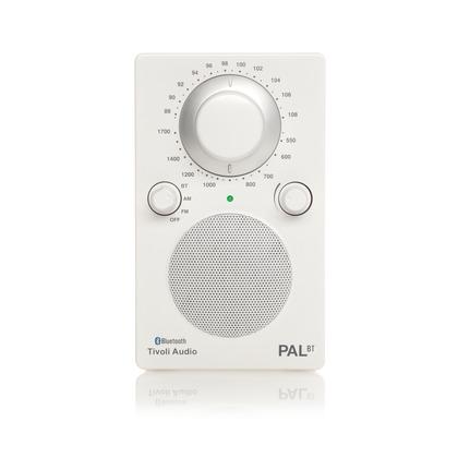 Tivoli Audio PAL BT Glossy White Glossy White W93xH157xD115mm PALBT-1456-JP
