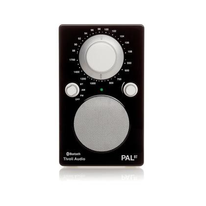 Tivoli Audio PAL BT Glossy Black Glossy Black W93xH157xD115mm PALBT-1448-JP