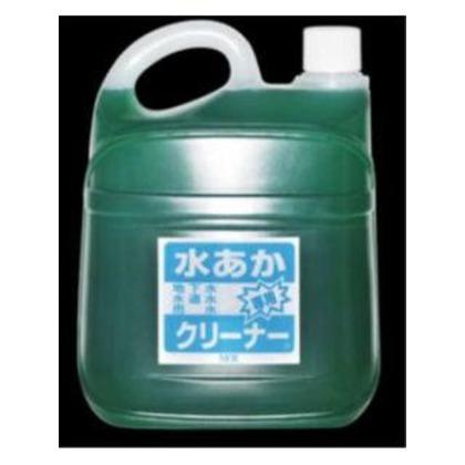 サンエスエンジニアリング 水あか専用クリーナー 5L SAN-019 洗浄剤 4セット