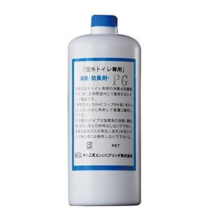 サンエスエンジニアリング トイレ消臭液 不凍液タイプ18L SAN-055 洗浄剤