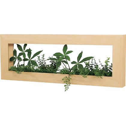 ベルク デザインポット GR4024 植物 緑 インテリア