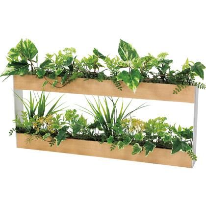 ベルク 卓上ポット GR4078 植物 緑 インテリア