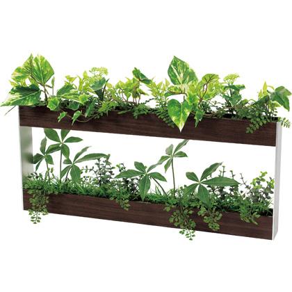 ベルク 卓上ポット GR4079 植物 緑 インテリア