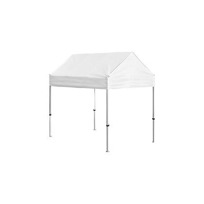 かんたんてんと3切妻タイプ(オールアルミフレーム) 白 1.8m×2.7m KG/1.5WA テント ワンタッチ イベント