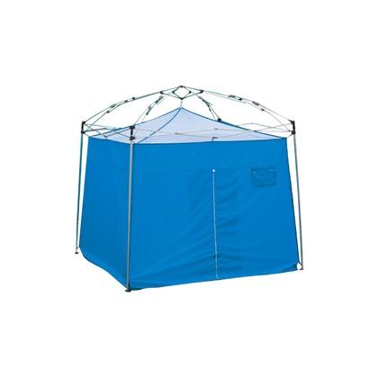 避難所用ワンタッチ目隠しテント おたすけテント2 青 2.3×2.3m OTD/3W テント ワンタッチ 避難所