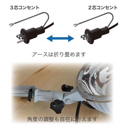 サンウェイ LEDマルチライトPro50 昼光色 SW-GL-050ED LED 投光器 ライト