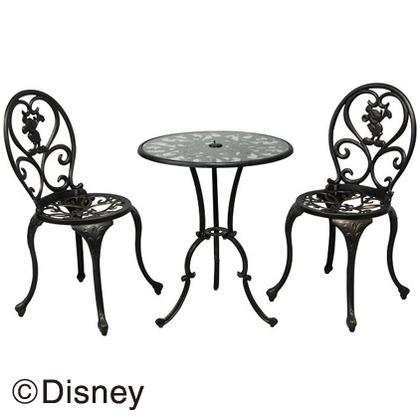 Disney ファンタジア テーブルセット ブロンズ TD-F01
