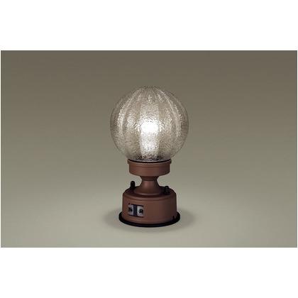 パナソニック 門柱灯 ダークブラウンメタリック 幅:φ145 mm 高:250 mm LGWJ56935AK