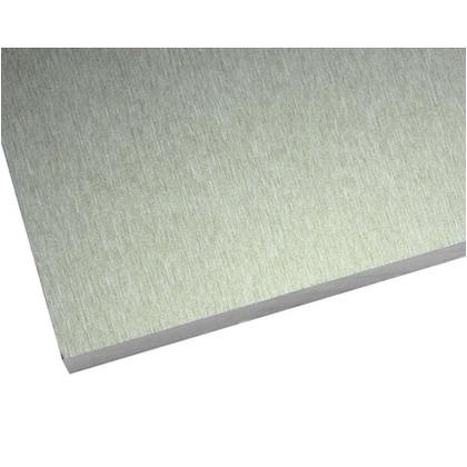 ハイロジック アルミ板(A5052) 10×400×350mm プラスチック 金属 プレート