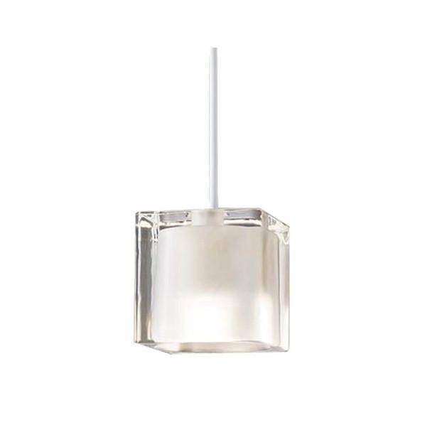 パナソニック LED ペンダント 半埋込吊下型 シンクロ埋込 60形 長さ (cm):38.5.幅(cm):18.1.高さ(cm):17.8 LGB10731LU1
