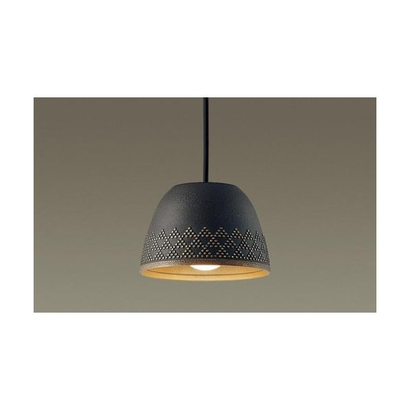 パナソニック LEDペンダント60形電球色 長さ (cm):16.6.幅(cm):10.高さ(cm):16.6 LGB10897LE1