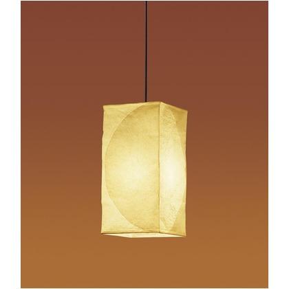 パナソニック LED ペンダント 直付吊下型 100形 電球色 長さ (cm):26.3.幅(cm):26.3.高さ(cm):13.1 LGB15380