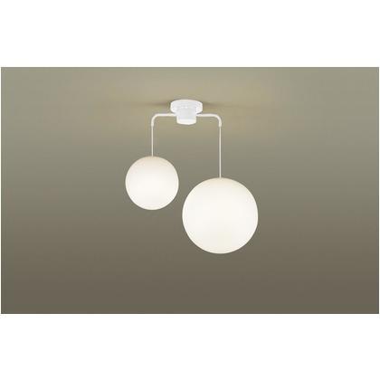 パナソニック LED ペンダント 直付吊下型 60形 ×3 電球色 長さ (cm):64.5.幅(cm):36.7.高さ(cm):49 LGB19221WK