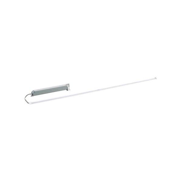 パナソニック LED ラインライト 天井壁直付型 L1250 片面化粧 長さ (cm):126.幅(cm):8.高さ(cm):5.2 LGB50430KLB1
