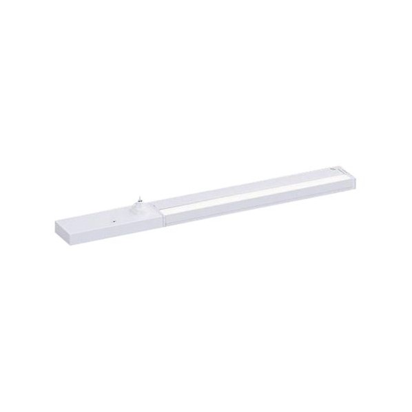 パナソニック LED スリムラインライト 天井壁直付型 スイッチ 温白色 長さ (cm):49.9.幅(cm):6.9.高さ(cm):7.8 LGB50701LE1