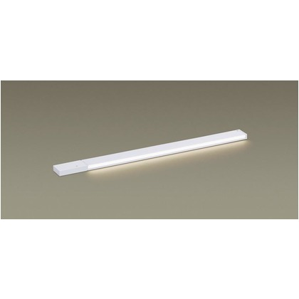 パナソニック LED スリムラインライト 天井直付型 電源投入 温白色 長さ (cm):75.幅(cm):6.9.高さ(cm):5.1 LGB50914LE1