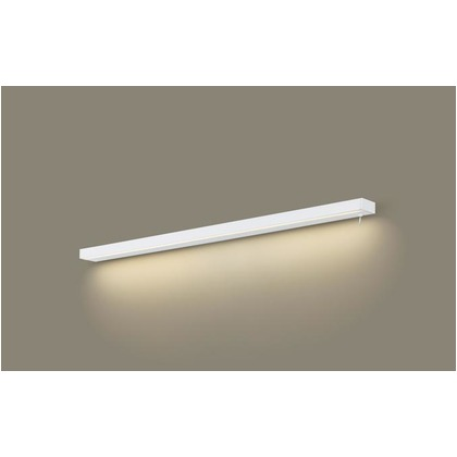 パナソニック LED キッチンライト 棚下壁直付型 L900 スイッチ 天壁兼用 長さ (cm):96.5.幅(cm):7.5.高さ(cm):6 LGB52205KLE1