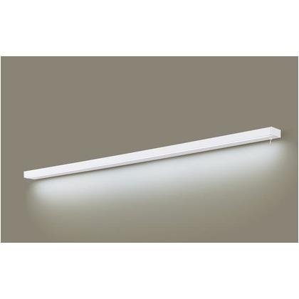 パナソニック LED キッチンライト 棚下壁直付型 L1200 スイッチ 天壁兼用 長さ (cm):126.5.幅(cm):7.5.高さ(cm):6 LGB52215KLE1