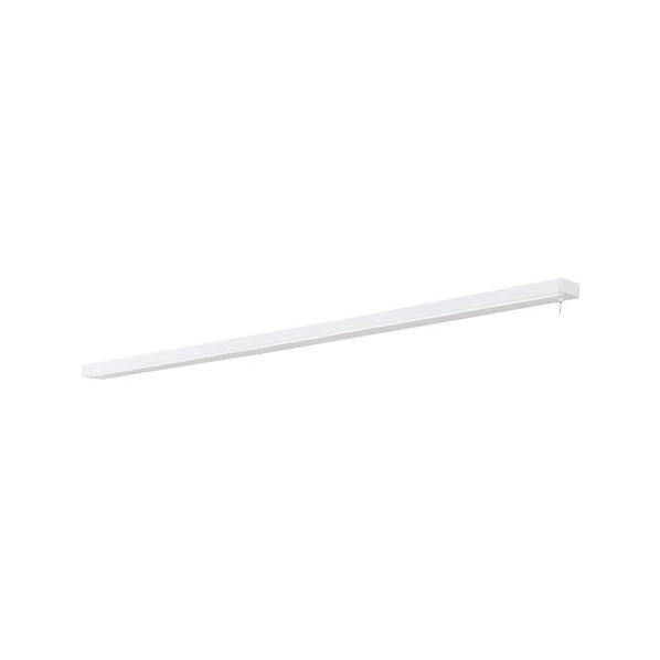 パナソニック LED キッチンライト 棚下壁直付型 L1200 スイッチ 天壁兼用 長さ (cm):126.5.幅(cm):7.5.高さ(cm):6 LGB52216KLE1