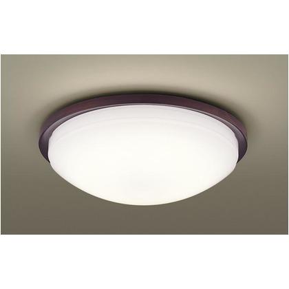 パナソニック 天井直付型LED(電球色)シーリングライト拡散タイプ丸形スリム蛍光灯20形1灯器具相当 長さ (cm):39.5.幅(cm):39.5.高さ(cm):13.6 LGB52623LE1