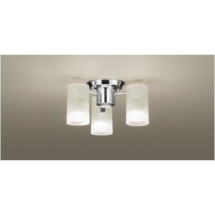 パナソニック LED シャンデリア 天井直付型 40形 ×3 電球色 長さ (cm):43.5.幅(cm):39.5.高さ(cm):23.7 LGB57350K