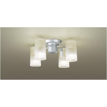 パナソニック LED シャンデリア 天井直付型 40形 ×4 電球色 長さ (cm):45.5.幅(cm):45.5.高さ(cm):24 LGB57453K