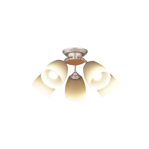 パナソニック LED シャンデリア 天井直付型 50形 ×5 電球色 長さ (cm):68.9.幅(cm):46.9.高さ(cm):21.8 LGB57515K