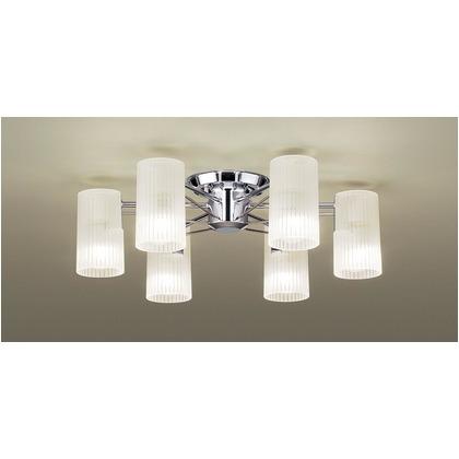 パナソニック LED シャンデリア 天井直付型 40形 ×6 電球色 長さ (cm):72.幅(cm):65.5.高さ(cm):25 LGB57650K