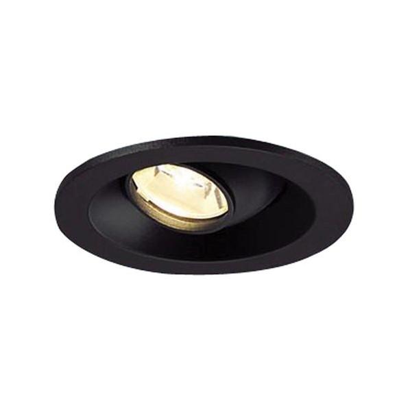 パナソニック HomeArchiニッチライト10形相当(ユニバーサルタイプ)埋込穴48(ブラックつや消し) 長さ (cm):4.8.幅(cm):4.8.高さ(cm):3.5 LGB70088K