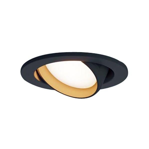 パナソニック LED ダウンライト 天井埋込型 60形 拡散 調色 黒 長さ (cm):16.1.幅(cm):16.1.高さ(cm):17.4 LGB71007LU1