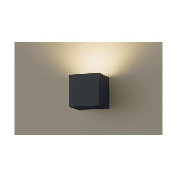 パナソニック LEDブラケット60形電球色 長さ (cm):8.幅(cm):8.高さ(cm):7 LGB80557LB1