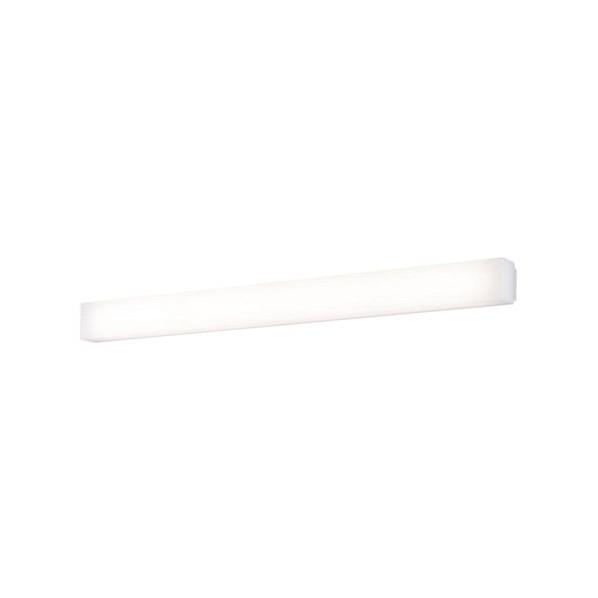 パナソニック LED ブラケット 壁直付型 直管32形×2 電球色 長さ (cm):137.5.幅(cm):14.8.高さ(cm):10.8 LGB81775LE1