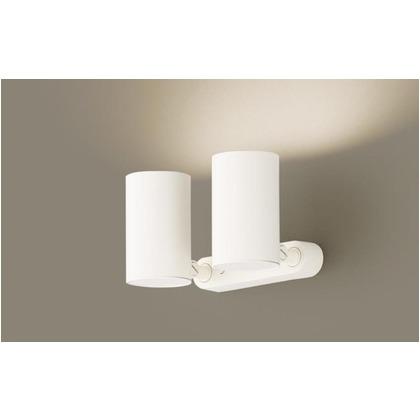 パナソニック LEDスポットライト60形×2拡散温白色 長さ (cm):21.5.幅(cm):12.5.高さ(cm):14.7 LGB84621LB1