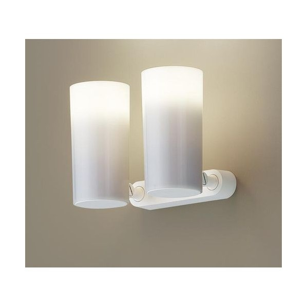 パナソニック LEDスポットライト80形×2電球色 長さ (cm):22.5.幅(cm):17.1.高さ(cm):15.6 LGB89091Z