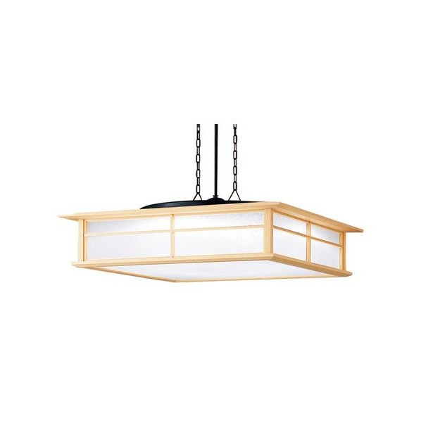 パナソニック LED ペンダント 直付吊下型 12畳用 調色 長さ (cm):64.幅(cm):64.高さ(cm):32 LGBZ8201